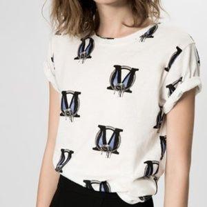 Maje Galapagos T-shirt